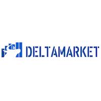DeltaMarket Logo