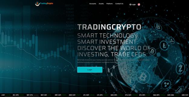 Tradingcrypto CFD broker